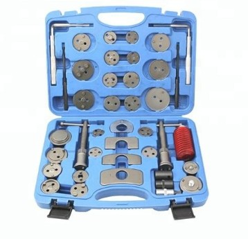 24pc Universal Press and Pull Sleeve Kit Bush Bearing Removal Insertion Tool Set