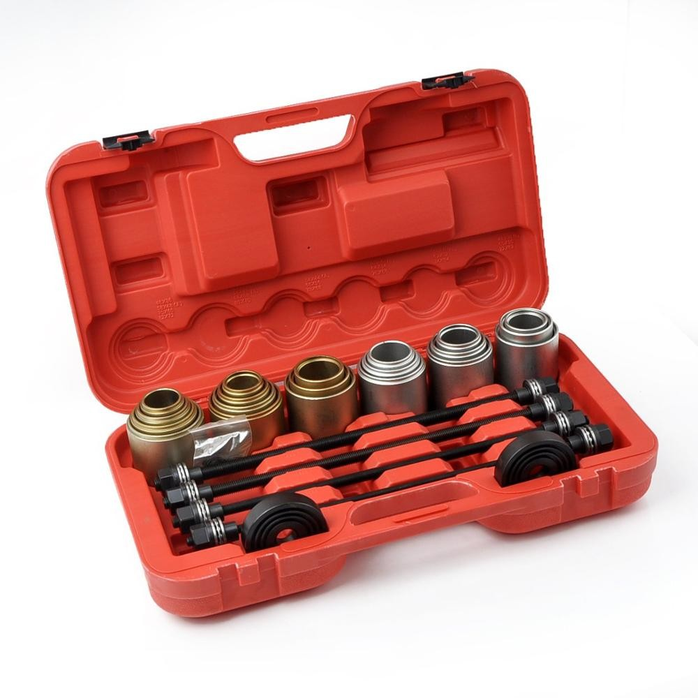 52pcs Bearing Seal Driver Tool Set Custom Bush Bearing Press 18-65mm J6