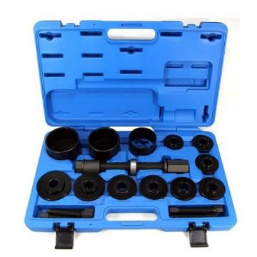52 Pcs Bushing Bearing 18mm-65mm Race & Seal Driver Set Remover Tool Puller Kit