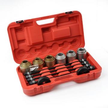 52pcs Bearing Seal Driver Tool Set Custom Bush Bearing Press 18-65mm J6
